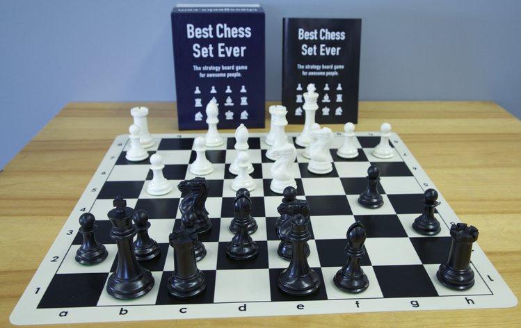 quadruple weight tournament chess set crowd supply