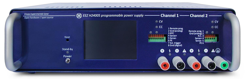EEZ H24005 Power Supply | Crowd Supply