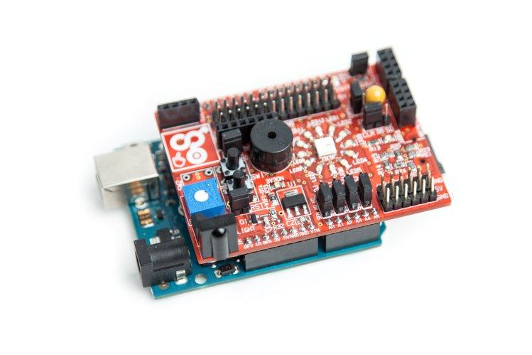 Idiotware Shield Iot For Arduino Simplified Icrowdnewswire