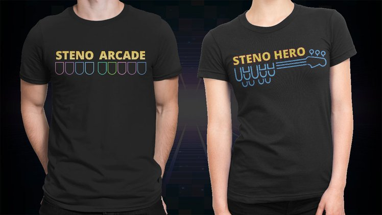 Steno Hero | Crowd Supply