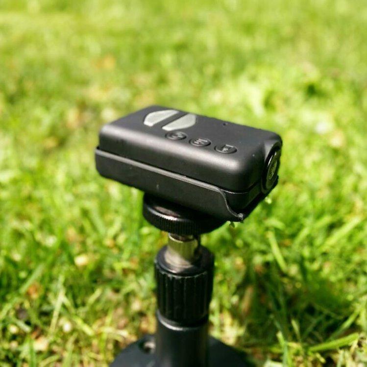 Infragram IR Camera on Tripod