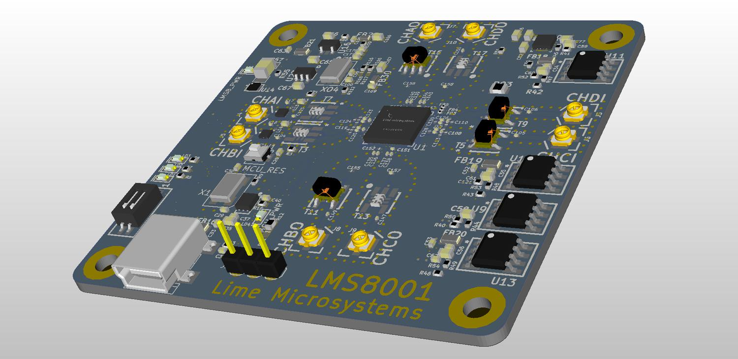 Limesdr Fantastic Progress And A Look To The Future Crowd Supply Electronic Usb Dmx512 Interface Circuit Design Program Kicad