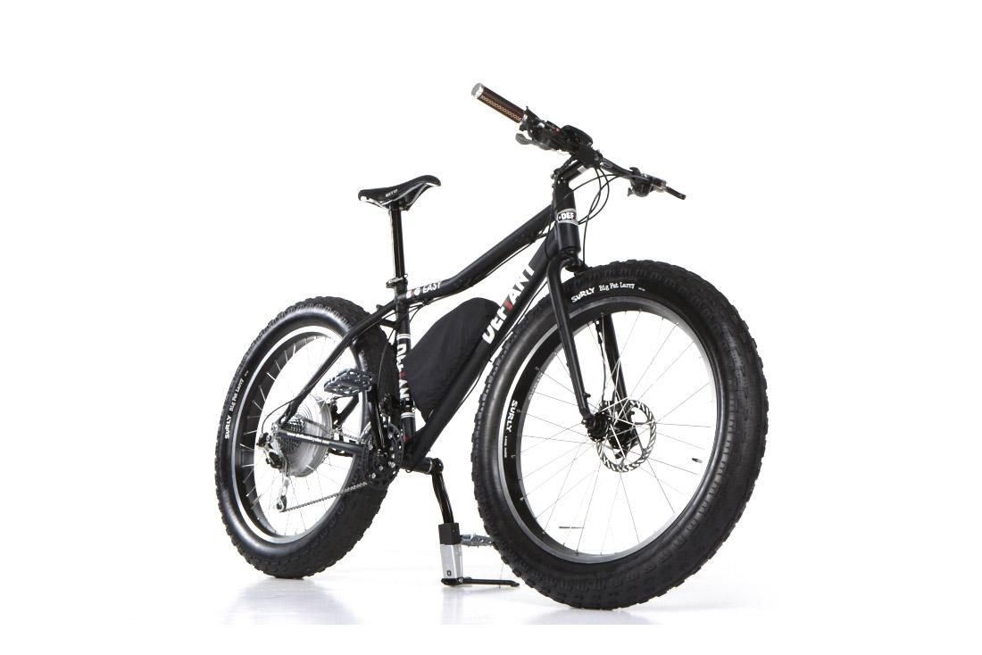 The Big Easy Electric Fat Bike Crowd Supply