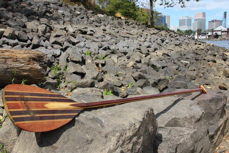 Handmade Cedar Sup Paddles Boards And Diy Kits Crowd Supply