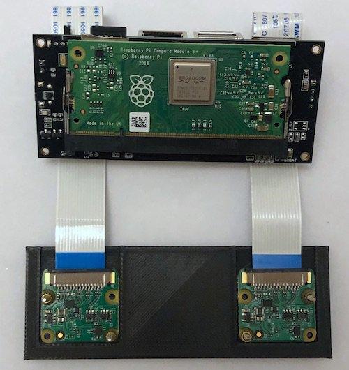StereoPi - Hardware Details for DIY Ninjas | Crowd Supply
