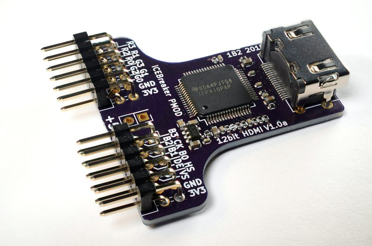 iCEBreaker FPGA | Crowd Supply