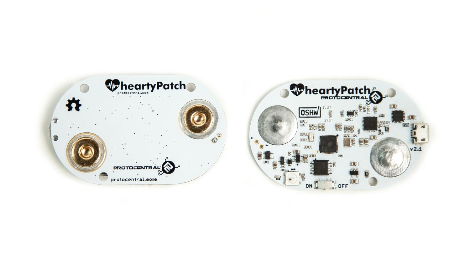 HeartyPatch | Crowd Supply