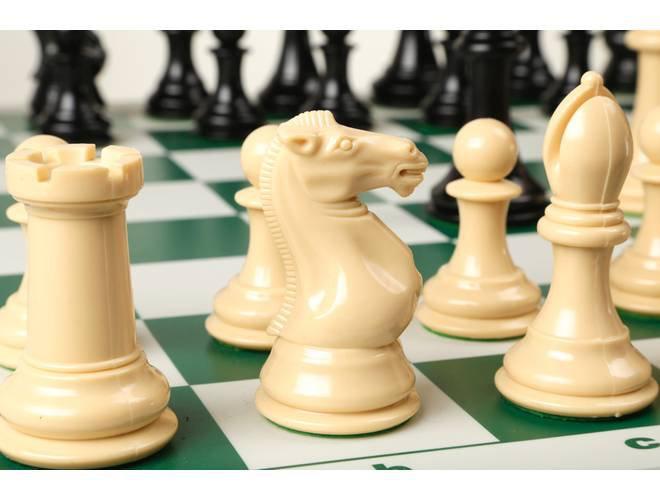 Quadruple Weight Tournament Chess Set | Crowd Supply