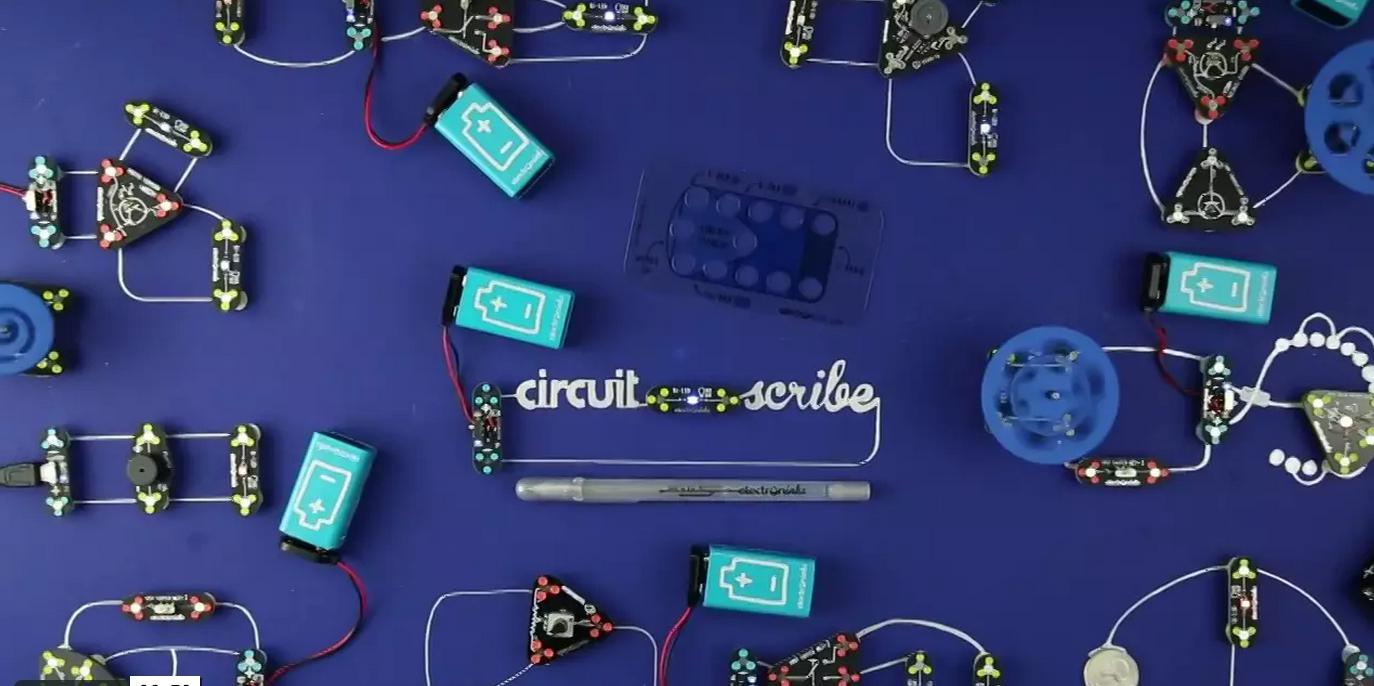 Circuit Stickers Crowd Supply Projects For Electronics Scribe Draw Circuits Instantly