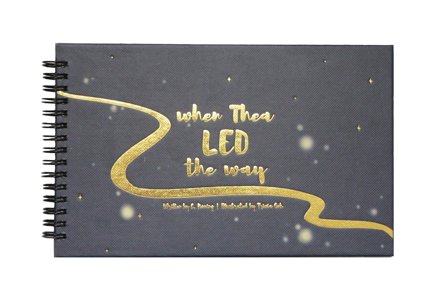 Steam Stories When Thea Led The Way Crowd Supply Circuits And Projects Blog Light Circuit
