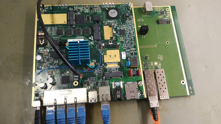Traverse Five64 - ARM Virtualization, Testing, and Next