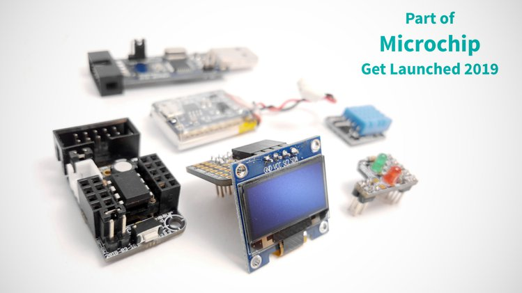 Microchip Get Launched 2019   Crowd Supply