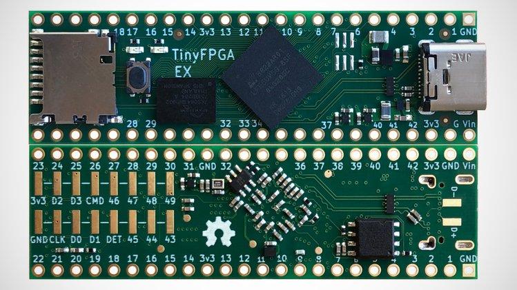 TinyFPGA   Crowd Supply