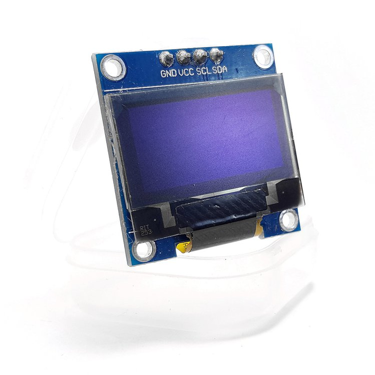 Tinusaur OLED Display Kit - ATtiny85 C Library for SSD1306