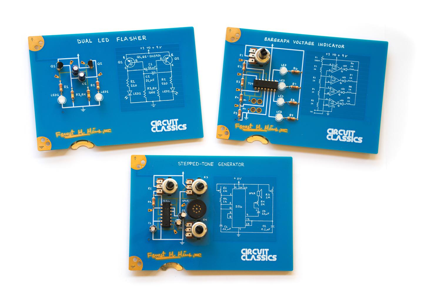 Circuit Classics Crowd Supply Design Need Schematics Electronic Thermostat
