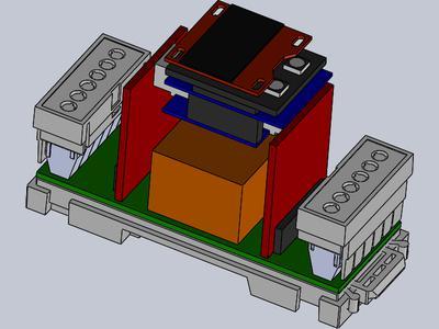 ATM90E26 Single-Phase Energy Monitor Dev Kits   Crowd Supply