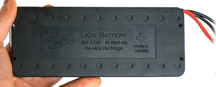 LiGo battery pack