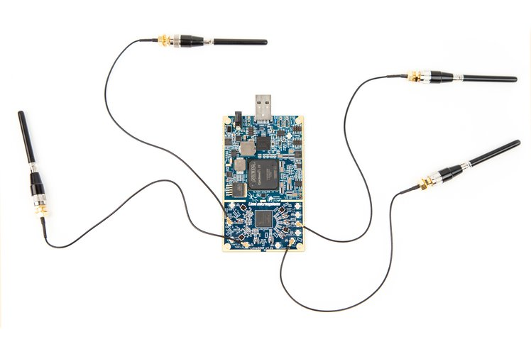AD9361 based SDR - 70MHz-6GHz Tx and Rx with FPGA and USB 3