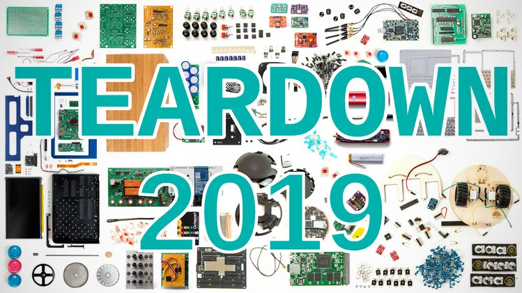 Teardown 2018   Crowd Supply
