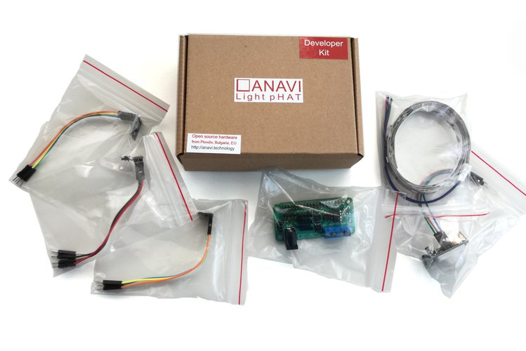 ANAVI Light pHAT | Crowd Supply