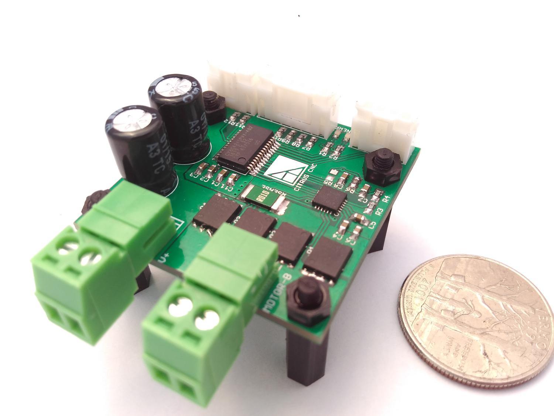 Tarocco: Open Source Closed Loop Motor Controller | Crowd Supply