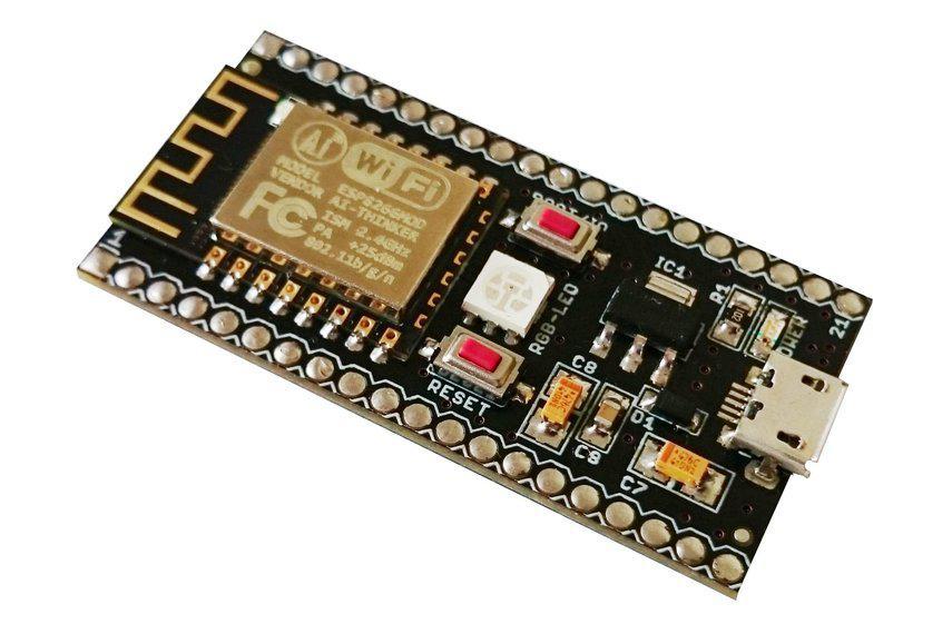 ESP8266 based SmartWIFI Development Module | Crowd Supply