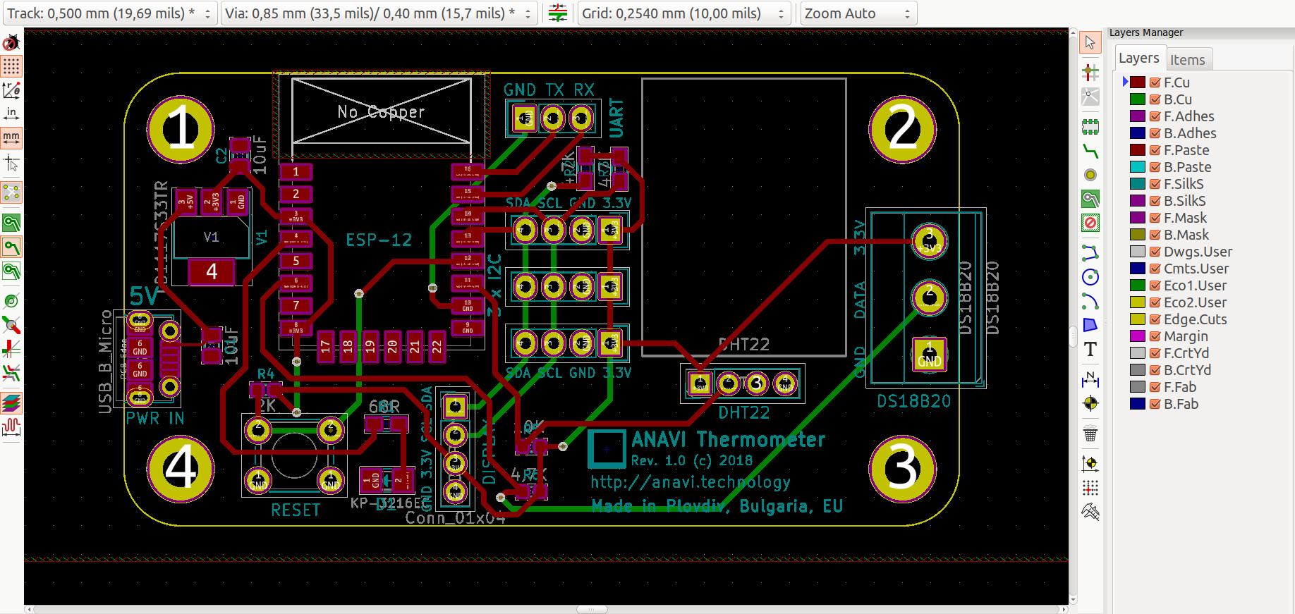 Anavi Thermometer Crowd Supply Colour Sensor Open Source Hardware And Computing Kicad